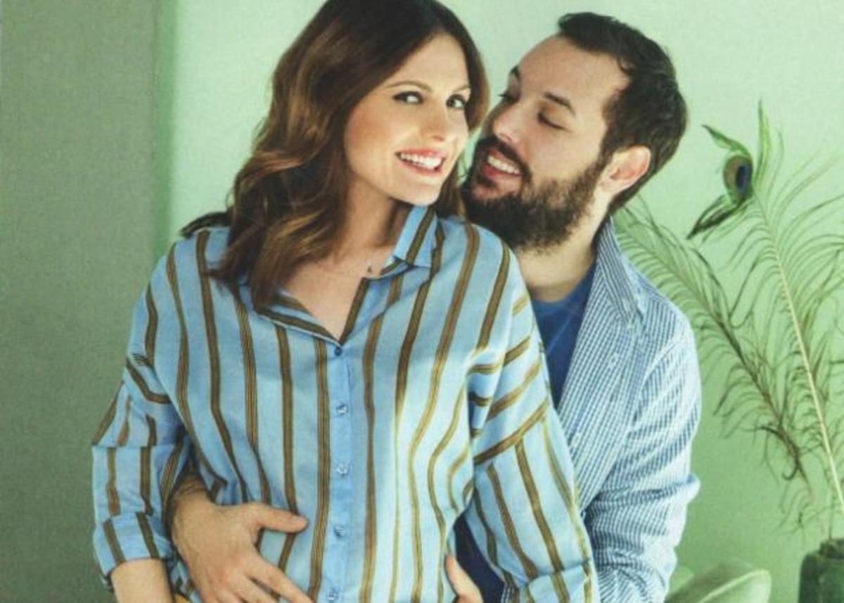 Η πρώτη φωτογραφία του νεογέννητου εγγονού του Αιμίλιου Λιάτσου!