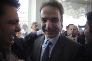 Εκλογές ΝΔ: Σχεδόν διπλασίασε τους ψηφοφόρους του στις Κυκλάδες ο Κυριάκος Μητσοτάκης