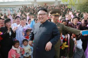 Η Βόρεια Κορέα έστειλε συγχαρητήρια στον Μακρόν!