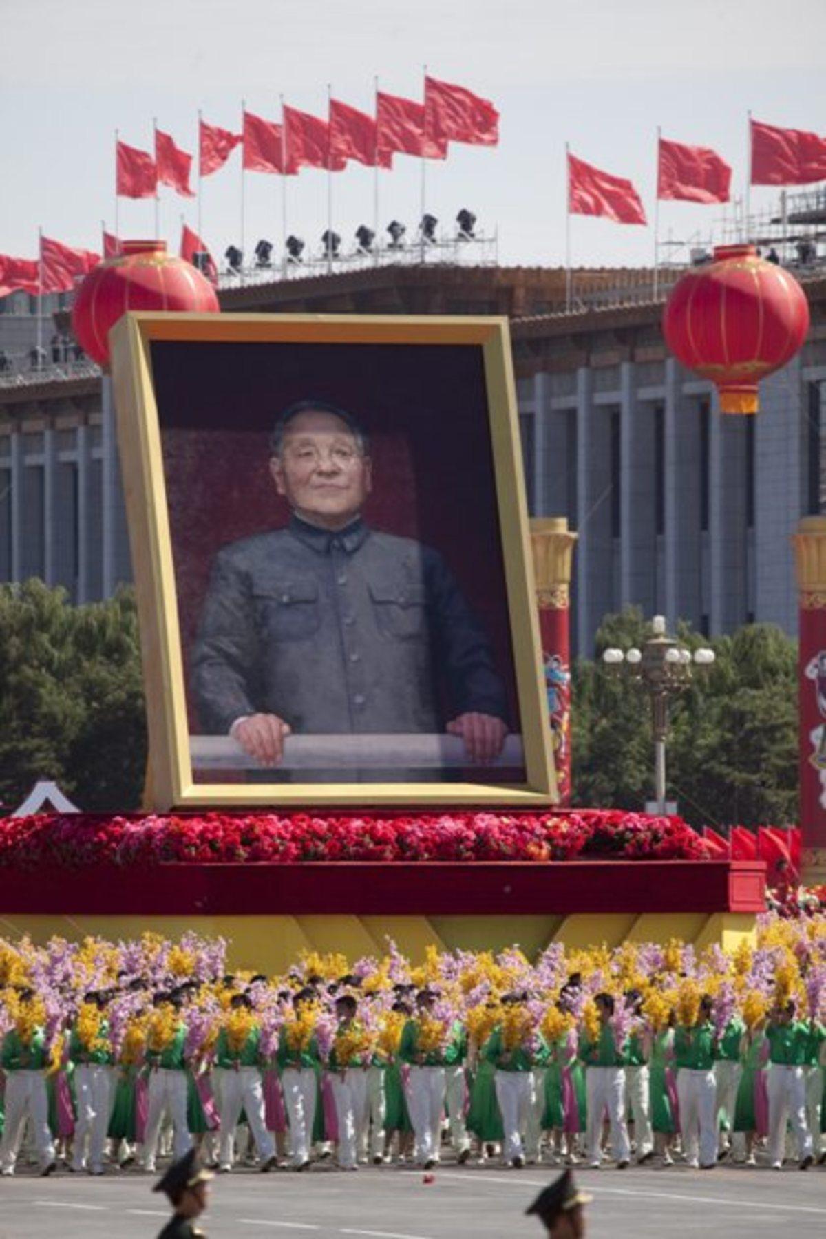 Επίδειξη ισχύος από την Κίνα παρά την οικονομική κρίση