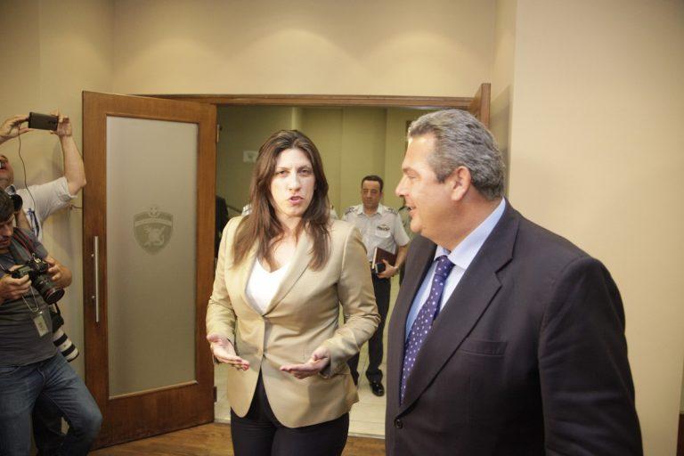 Εκλογές 2015 – Κωνσταντοπούλου: Να σταματήσουν την ελεεινή προσπάθεια απόπειρας αποδόμησής μου