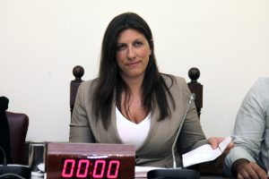 Εκλογές 2015 – Το tweet της Ζωής Κωνσταντοπούλου για το debate