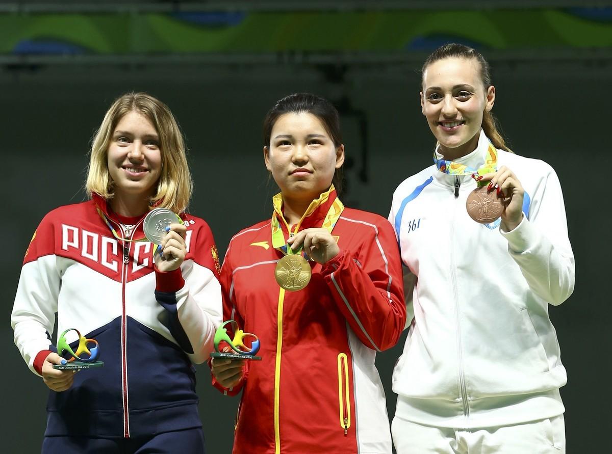 Ολυμπιακοί Αγώνες: Έγραψε ιστορία η Κορακάκη! Πρώτο μετάλλιο για την Ελλάδα στο Ρίο