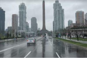 Σπάνιο βίντεο: Μια βόλτα με αμάξι στους δρόμους της Βόρειας Κορέας [vid]