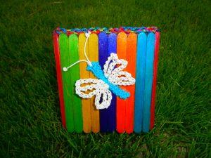 Κουμπαράδες από ανακυκλώσιμα υλικά για το Παιδικό Χωριό SOS