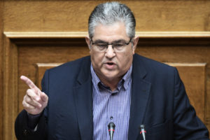 Κουτσούμπας προς ΣΥΡΙΖΑ: Είστε η μόνη κυβέρνηση που έφερε δυο μνημόνια!