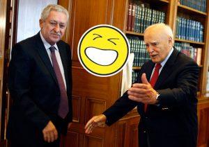 Πάμε Λουκέτο Live: Ο Κουβέλης πρόεδρος της Δημοκρατίας, ο Παπούλιας πρόεδρος στη ΔΗΜΑΡ!