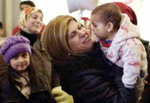 Στον Καναδά και ο θείος του μικρού Αϊλάν – Συγκινητικές εικόνες (ΦΩΤΟ, VIDEO)