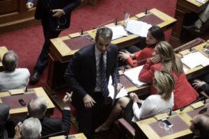 Αποσύρθηκε η διάταξη για τη χρηματοδότηση του τεμένους μετά την παρέμβαση του Κυριάκου Μητσοτάκη