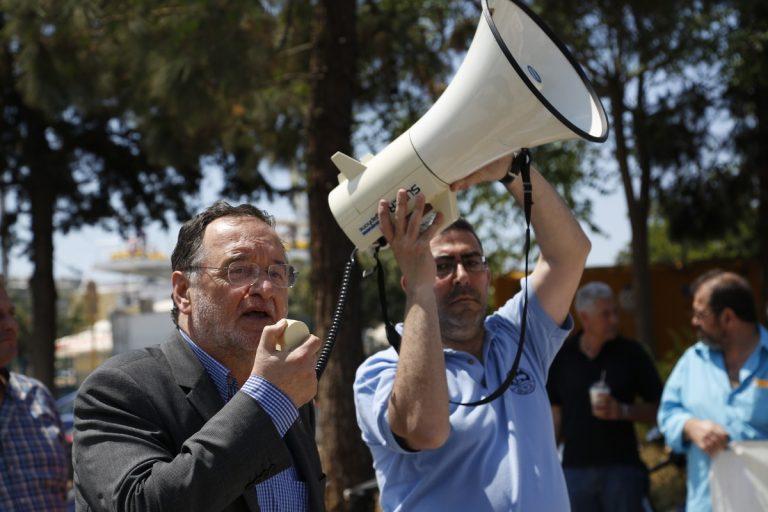 """Με τη """"Χριστιανική Δημοκρατία"""" θα συνεργαστεί ο Λαφαζάνης – Το μικρό κόμμα έχει στηρίξει στο παρελθόν ΠΑΣΟΚ και Παπαθεμελή"""