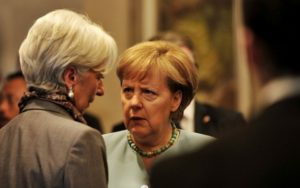 "Handelsblatt: Πιεσμένη η Λαγκάρντ λόγω Ελλάδας – ""Αγκάθι"" ο Τραμπ"