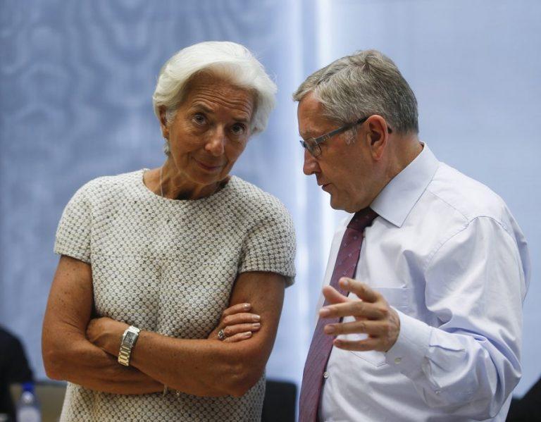 """""""Συμμαχία"""" Ε.Ε. – ΔΝΤ για το χρέος: Ζητούν απομάκρυνση υπουργών!"""