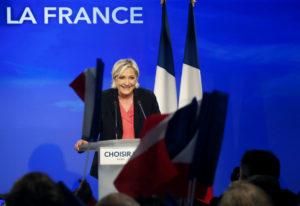 Γαλλικές εκλογές: Η Λε Πεν κέρδισε 45 εκλογικές περιφέρειες στον β' γύρο