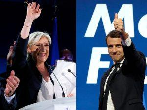 """Γαλλία – Εκλογές: Η Λε Πεν ενώνει τους Γάλλους… υπέρ του Μακρόν! Ο """"βασιλιάς"""" δικομματισμός, πέθανε"""