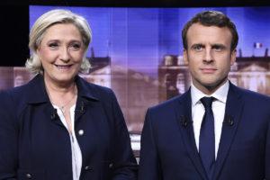"""Γαλλία – Debate: Τελικά, ο Μακρόν """"κατάπιε"""" τη Λε Πεν [pics, vids]"""