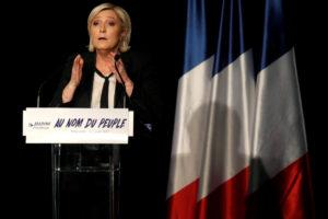 """Γαλλικές εκλογές: """"Ρουκέτα"""" Λε Πεν! Καταγγέλλει επίσημα παρατυπίες!"""