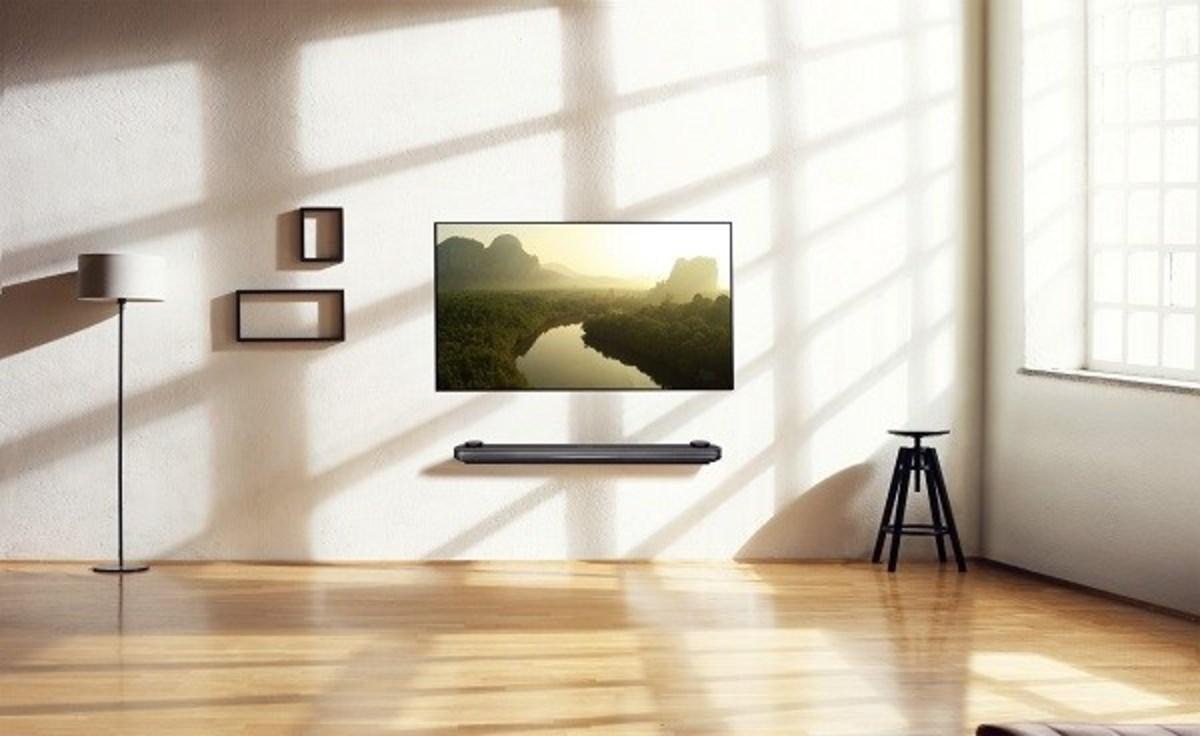 Η LG αλλάζει τα πάντα στο σχεδιασμό των OLED τηλεοράσεων!