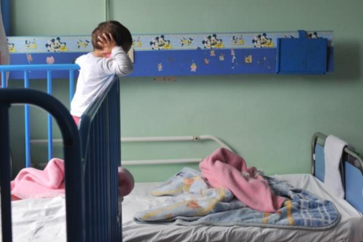 Εικόνα από το Καραμανδάνειο όπου βρίσκονται τα κοριτσάκια - ΦΩΤΟ ΑΠΕ-ΜΠΕ