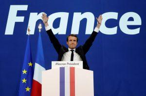 Τι σημαίνει για την Ελλάδα η νίκη Μακρόν στις προεδρικές εκλογές της Γαλλίας