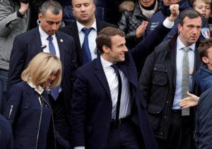 Εμανουέλ Μακρόν: Η πρώτη δήλωση του νέου προέδρου της Γαλλίας