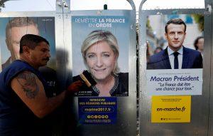 Γαλλία – Εκλογές LIVE: Αντίστροφη μέτρηση! Όλα δείχνουν Μακρόν – Λε Πεν στον β' γύρο – Κοντά στο 20% η αποχή