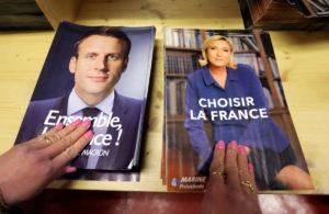 Γαλλικές εκλογές: Πόλεμος! Αγωγή του Μακρόν για τις κατηγορίες Λε Πεν!