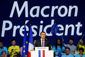 Γαλλία – Εκλογές: Τηλεφώνημα Ομπάμα σε Μακρόν!