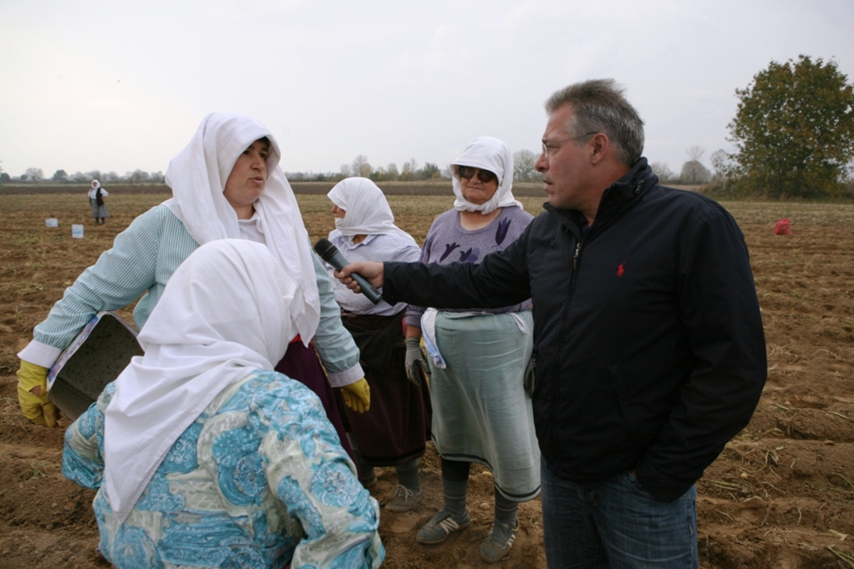 «Είμαστε στην αυλή της Τουρκίας και μας έχουν ξεχάσει..»