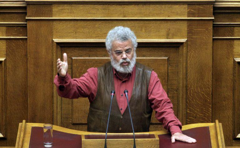 Μανιός: Ο Ρουβίκωνας δεν είναι ακτιβισμός!