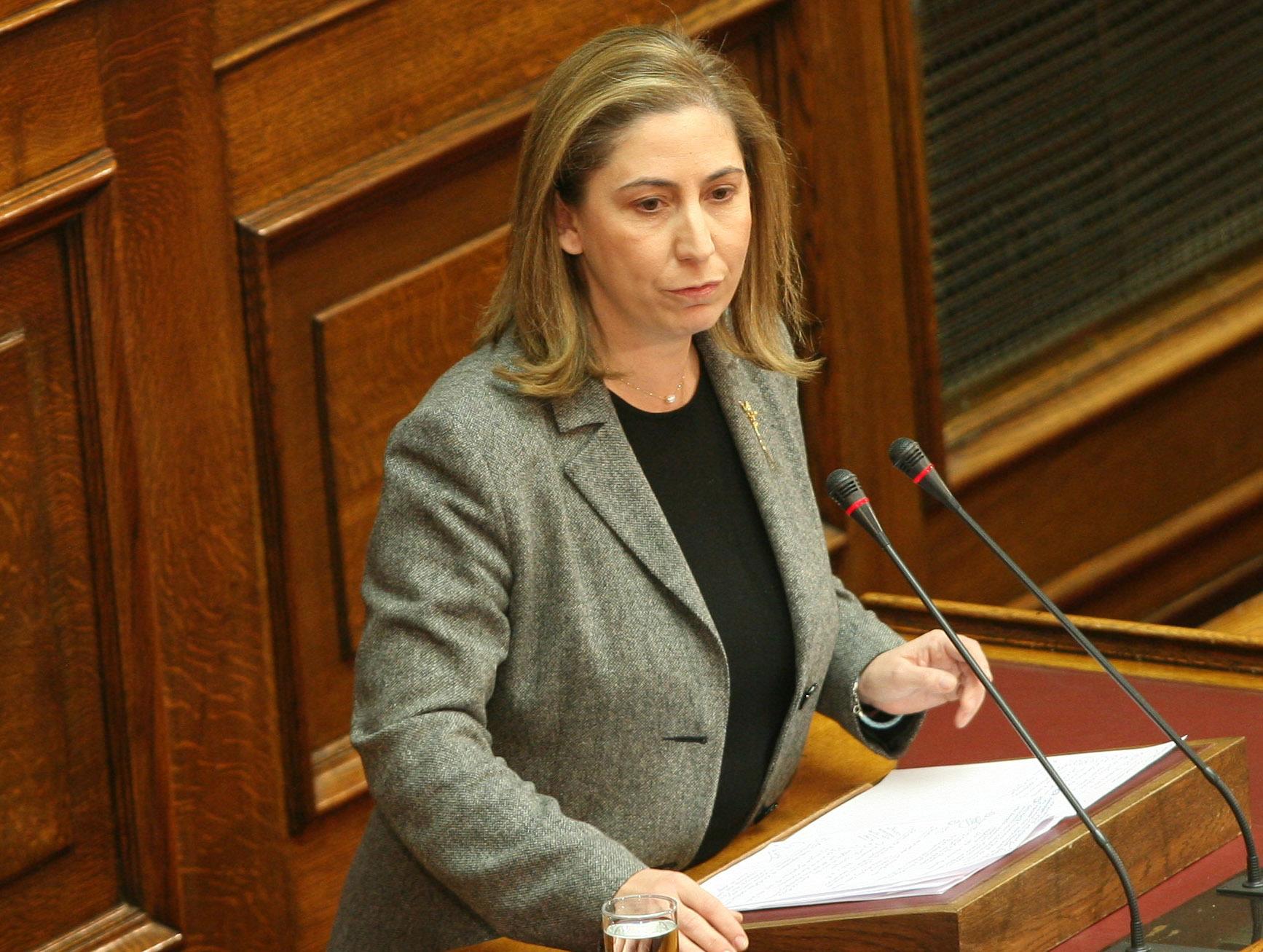 Μαριλίζα Ξενογιαννακοπούλου ΦΩΤΟ EUROKINISSI