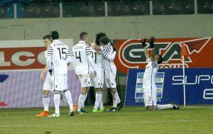 ΠΑΟΚ – Αστέρας Τρίπολης 3-2 ΤΕΛΙΚΟ