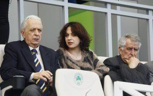 Παναθηναϊκός: Παραιτείται από πρόεδρος ο Αλαφούζος! Αναλαμβάνει ο Μαυροκουκουλάκης