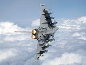 Συνετρίβη στη Μεσόγειο ρωσικό μαχητικό αεροσκάφος
