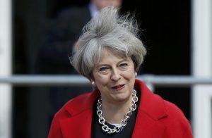 "Brexit: Η Μέι θα ""παλέψει"" για το Γιβραλτάρ"