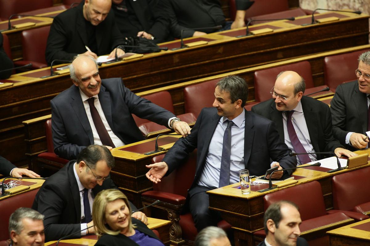 """Μεϊμαράκης κατά Μητσοτάκη! «Το """"δεν ψηφίζω"""" είναι τσάμπα μαγκιές»"""