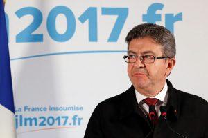 """Γαλλία εκλογές: Οι """"Je suis Macron"""" και οι """"Je suis Melenchon"""" της Ελλάδας"""