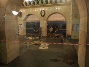 Με εντολή της Αλ Κάιντα η αιματηρή επίθεση στο μετρό της Αγίας Πετρούπολης