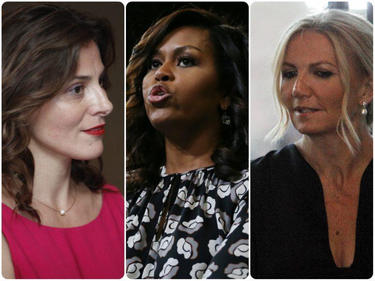 """Επίσκεψη Ομπάμα: """"Πόρτα"""" σε Περιστέρα και Μαρέβα λόγω… Μισέλ Ομπάμα!"""