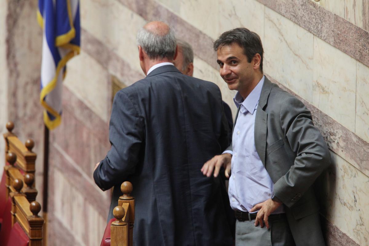 Μεϊμαράκης: Από τη μέρα που βγήκε Πρόεδρος ο Κυριάκος δεν τον έχω ξαναδεί