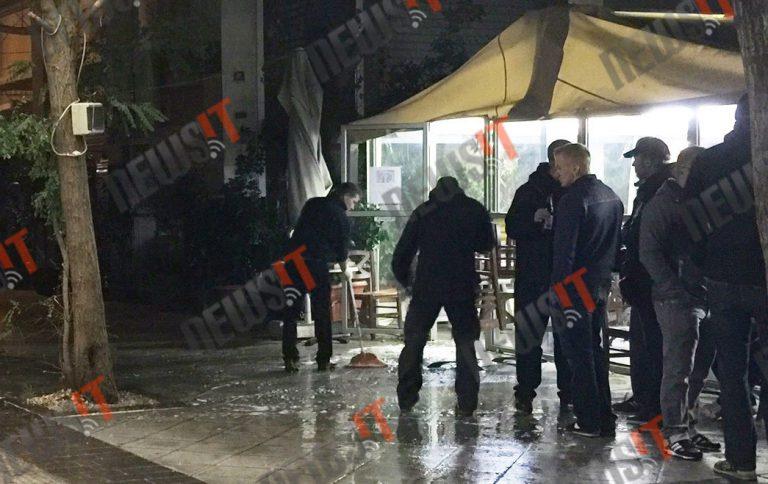 Γυαλιά – καρφιά το Μοναστηράκι! Έλληνες αντιφασίστες και Γερμανοί ακροδεξιοί έπαιξαν άγριο ξύλο – Πέντε τραυματίες