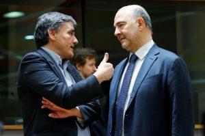 Αισιόδοξος ο Μοσκοβισί για το Eurogroup! Περιμένει επιστροφή θεσμών στην Αθήνα