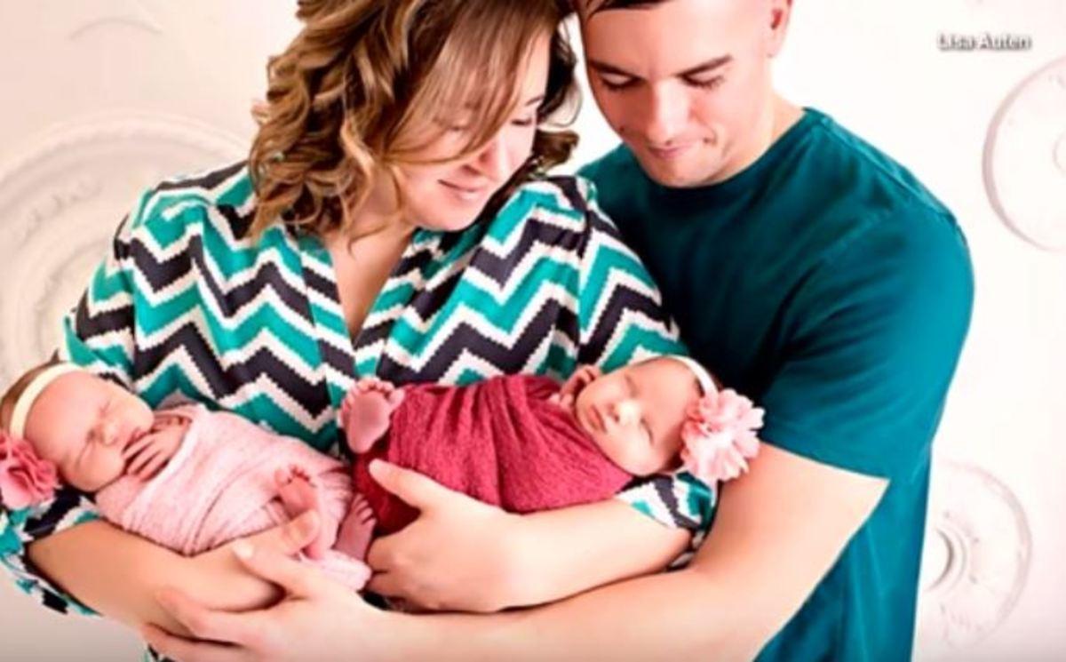 Είχε 9 αποτυχημένες προσπάθειες εγκυμοσύνης. Πώς κατάφερε να κρατά τώρα στα χέρια τα μωρά της!