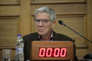 Μπαλαούρας: Δεν ευνοήθηκα από καμία ευνοϊκή διάταξη για τις συντάξεις