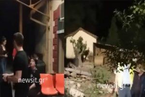 Εκτροχιασμός τρένου – Βίντεο ντοκουμέντα: Τα πρώτα δευτερόλεπτα της τραγωδίας