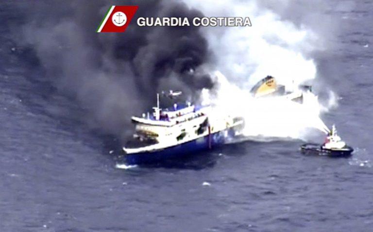 Norman Atlantic: Ένοχοι οι 5 από τους 11 κατηγορούμενους για το πολύνεκρο ναυτικό δυστύχημα