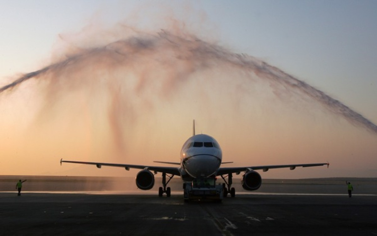 Πρώτη πτήση για την Olympic Air