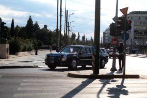 Επίσκεψη Ομπάμα: Εισβολή αστυνομικών σε ταράτσα στο Π. Φάληρο!