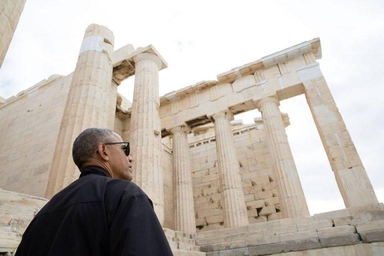 Μπαράκ Ομπάμα: Video ύμνος μέσα από την Ακρόπολη και το Μουσείο