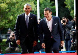 Ομπάμα: Θα τον καλέσει ο Τσίπρας για… μπασκετάκι;