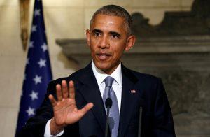 """Ομπάμα ο… Έλληνας! """"Kalispera"""", """"καλός καγαθός"""" και """"efharisto""""! [vid]"""